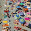 Stock Photo: Crowded beach