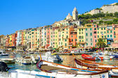 Portovenere Liguria italy — Stock Photo