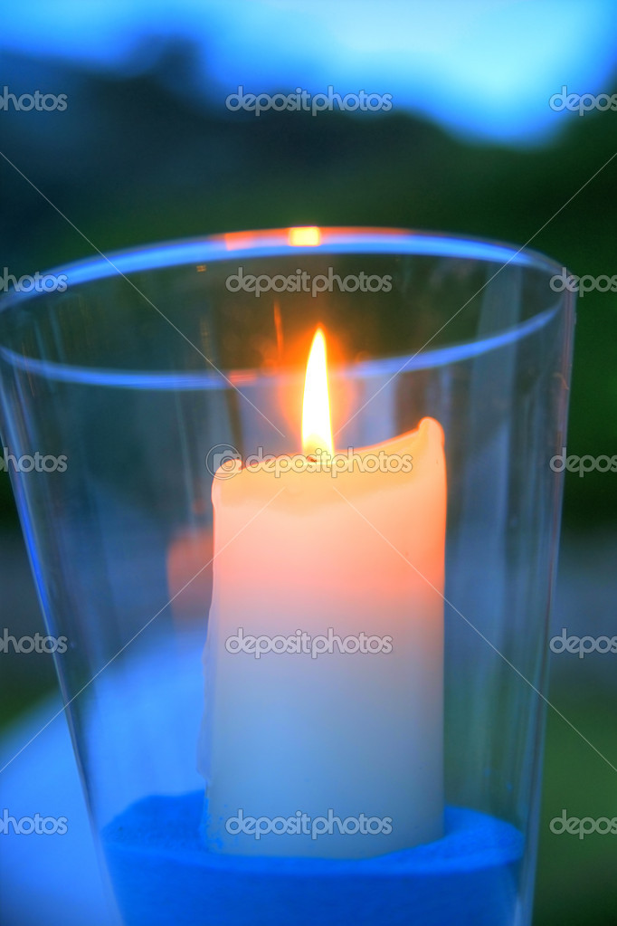 Candlelight — Stock Photo #7405347