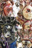 Carnival of venice italy — Stock Photo