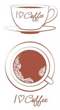 Кофе, клипарт