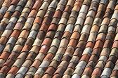 Telhado rustico — Stock Photo