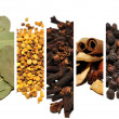 Spice collage — Stock Photo #6889844