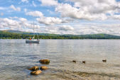 Windermere scenic — Stock Photo