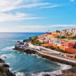 Puerto Santiago, Tenerife — Stock Photo