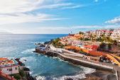 Puerto Santiago, Tenerife — Stock Photo