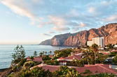 Los Gigantes, Tenerife — Stock Photo