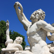 Old greek statue — Stock Photo