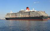 Passenger steam-ships — Stock Photo