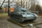 Panzerkampfwagen iv ausf. f2 — Stockfoto