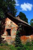 Old abandoned house — Stock Photo