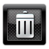 Remove metal icon — Foto de Stock