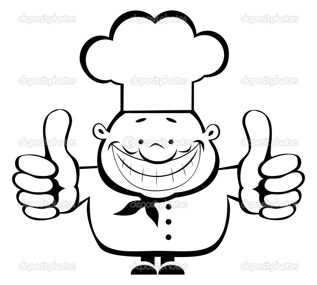 chef thumbs up
