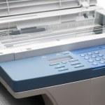Multifunction printer — Stock Photo #7298470
