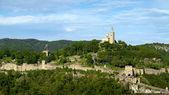 Tsarevets Fortress in Veliko Tarnovo, Bulgaria — Stock Photo