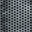 Stock Photo: Grungy Metal Mesh