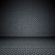 Carbon Fiber Backdrop — Stock Photo