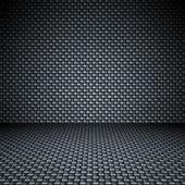 Carbon Fiber Backdrop — Stock Photo