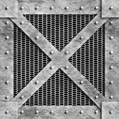 Steel Box — Stock Photo
