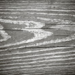 Stock Photo: Black and White Woodgrain Texture