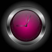 Parlak saati — Stok Vektör