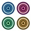 Royalty-Free Stock Vector Image: Circle ornaments