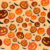 Halloween seamles — Vetorial Stock