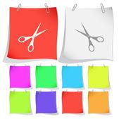 Scissors — Stock Vector