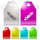 Cycle spanner — Stock Vector