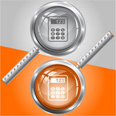 -calculator — Stock Vector
