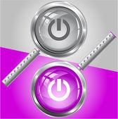 Switch element — Stock Vector