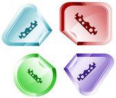 цикл гаечного ключа — Cтоковый вектор