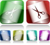Scissors — Stockvector