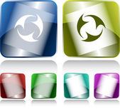 Recycle symbool — Stockvector