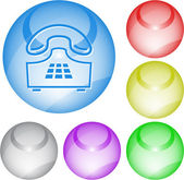Telefone — Vetorial Stock