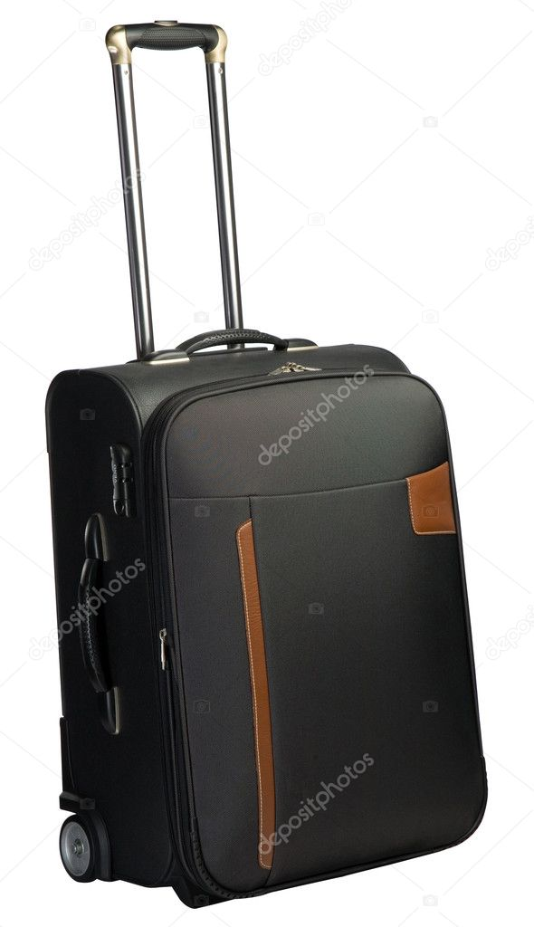 Suitcase  Stock Photo #6768610
