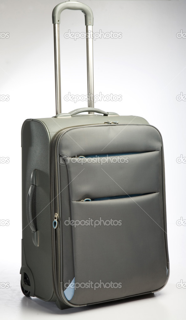 Suitcase — Stock Photo #6769880