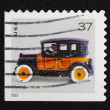 Close-up retro stamps — Stock Photo #7297166