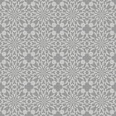 Elegant grey seamless pattern — Stock Vector