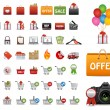 Royalty-Free Stock Vector Image: Icons Set for Web Applications, Internet & Website icons