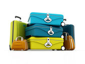Baggage kit — Stock Photo