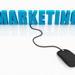 Stock Photo: Marketing concept