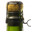 Stock Photo: Bottle of Cava