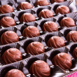 Chocolates in box — Stock Photo #6779436