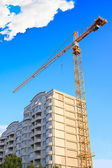 Building complete — Stock Photo
