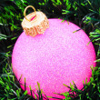 Royalty-Free Stock Photo: Christmas ball