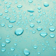 Water Drops background with big and small drops — Stock Photo #6782094