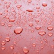Water Drops background with big and small drops — Stock Photo #6782097