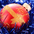 New year decoration — Foto Stock