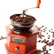 Coffee Grinder closeup — Foto Stock